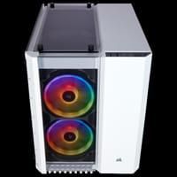 Foto Corsair Crystal 280X Blanca RGB